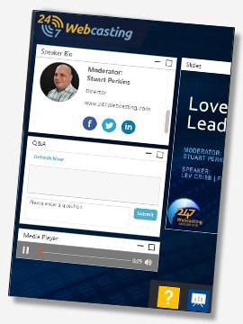 love webinars lead generation