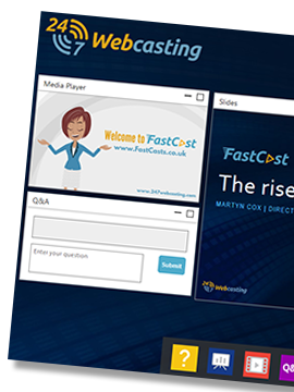 FastCast - The rise of non-subscription